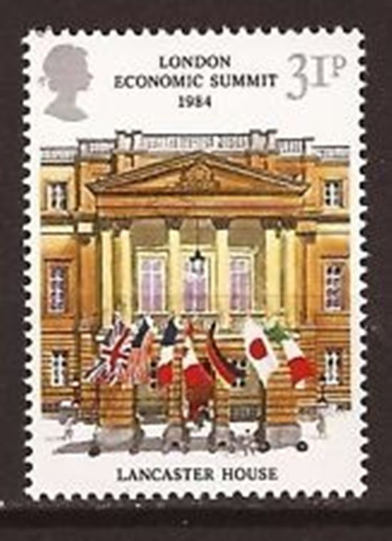 Great Britain Scott 1057-1057, MNH, 1984 London Economic Summiet