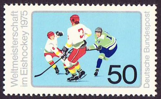 Germany Scott 1163, MNH, sport, a single stamp