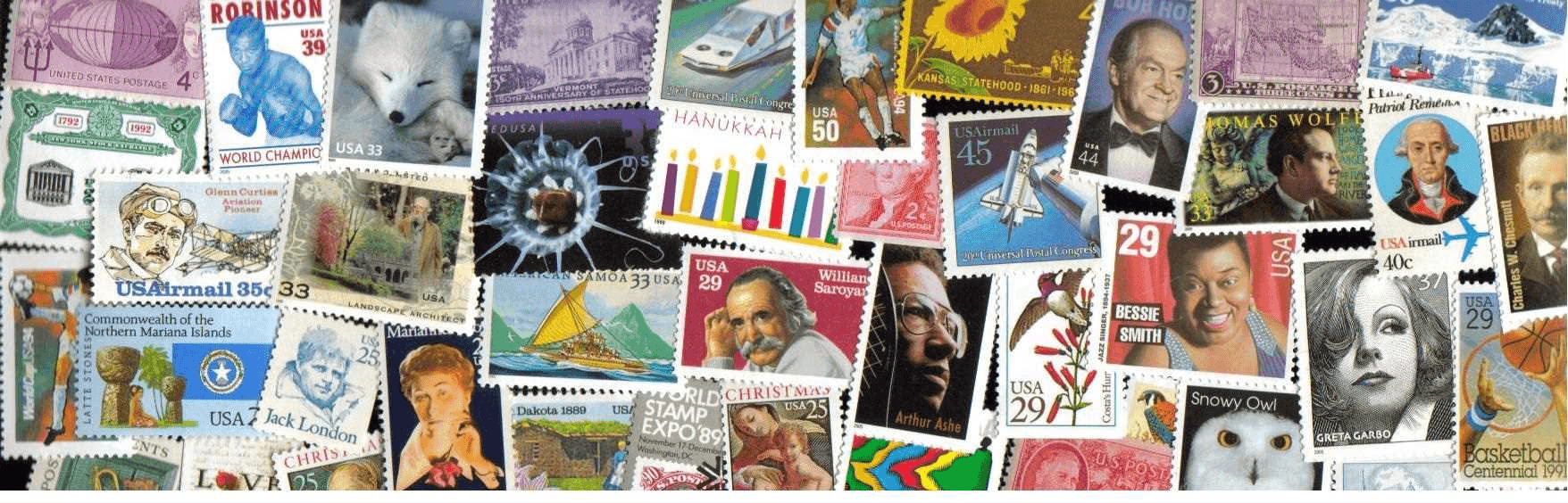 "<div class=""caption""><h1>A great selection</h1><p>of collectible stamps and souvenir sheets</p></div>"